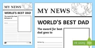 father u0027s day primary resources father day fathers page 4