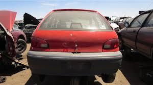 car junkyard washington state 2001 suzuki swift colorado bag o legal weed edition u2013 junkyard find