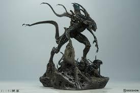 alien alien king maquette sideshow collectibles sideshow
