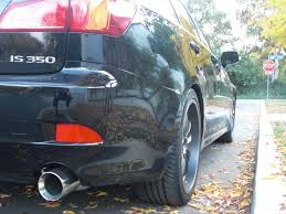 lexus is 350 awd exhaust anything else besides f sport sways lexus is forum