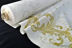 Tissus Pour Nappe Tissu Pour Décoration Nappes De Noel X50cm Made In Tissus