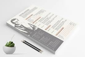 Best Resume For Graphic Designer by Resume Template For Graphic Designers U0026 Web Developers