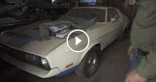 Muscle Car Barn Finds 1952 Pegaso Z102 Barn Find 2 Tn Muscle Cars Zone