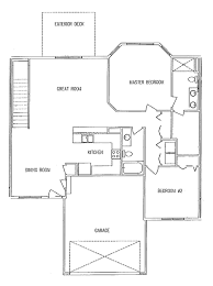 vaulted ceiling floor plans floor plans morris wood
