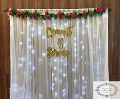 wedding backdrop rental singapore vanity dreams recommend sg