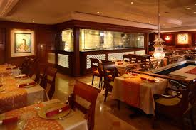 fancy indian restaurant interior design for your inspirational