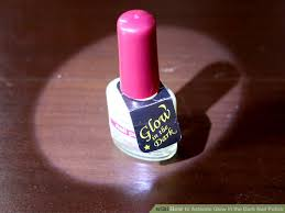 3 ways to activate glow in the dark nail polish wikihow