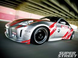 nissan 350z body kits australia 2003 nissan 350z je import performance super street magazine