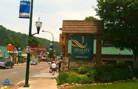 quality inn creekside resort gatlinburg tn 125 leconte creek 37738