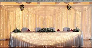 wedding backdrop with lights how to make a wedding backdrop search wedding wants