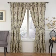 moonlight medallion window curtain
