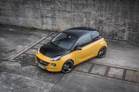 opel adam interior opel adam now available in black jack form autoevolution
