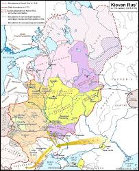 Kiev Map Map Of Kiev Russia