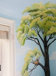 tips and tricks for creating wall murals in a kid s room diy save money by doing the prep