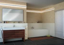 beleuchtung badezimmer led indirekte beleuchtung für ein exklusives badezimmer archzine