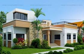 house design for 150 sq meter lot 10 bungalow single story modern house with floor plans and