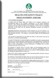 health and safety plan templates 18 free word pdf