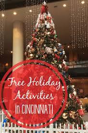 5 festive and free activities in cincinnati