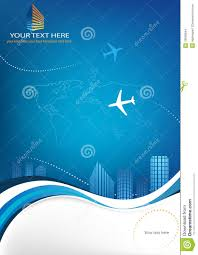 business travel template stock vector image of abstract 18836844