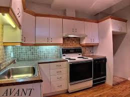 cuisine avant apres rénovation avant après une cuisine beaucoup plus épurée