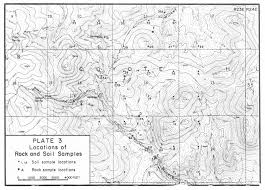 Lakeview Oregon Map by Geology And Mineral Deposits Of The Coyote Hills Mining District