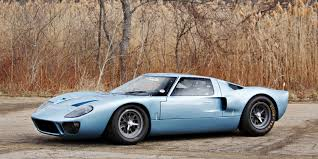 Cost Of 2016 Ford Gt This Stunning Ford Gt40 Road Car Will Be Auctioned Next Month