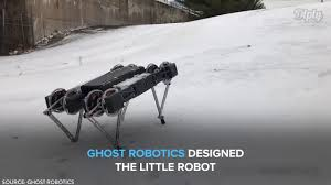 little walking robot diply youtube