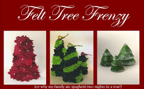 christmas tree american felt u0026 craft blog