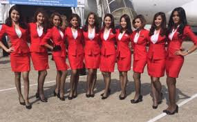 airasia uniform doubts over authenticity of airasia skimpy uniforms complainer in
