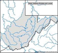 Wv State Parks Map by Wv County Quiz