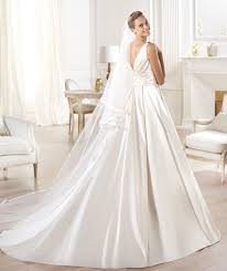 Princess Style Wedding Dresses Princess Style Wedding Dress In Sation Pronovias Ocumo Style