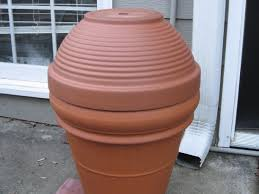 Head Planter Pots For Sale Simple And Inexpensive Clay Pot Smoker Make