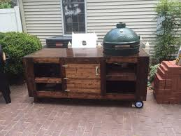xl big green egg table plans pdf building a table for my new xl need some dimensions big green egg