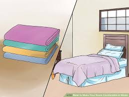 How To Make Bed Comfortable How To Make Your Room Comfortable In Winter 13 Steps