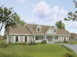 Open Floor Plans Ranch Style House Exteriors Ranch Cottage Style Open Floor Plan Ranch Style