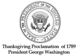 gw thanksgiving pilgrims