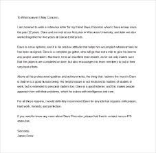 College Letter Of Recommendation From A Family Friend best solutions of college letter of recommendation sle from