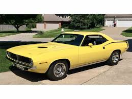 1970 plymouth barracuda for sale on classiccars com 20 available