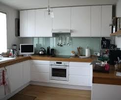 cuisine ikea blanc brillant cuisine ikea blanc brillant photo deco cuisine blanc romantique