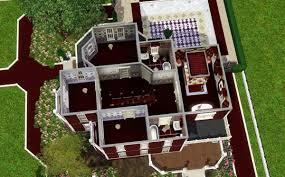 Carson Mansion Floor Plan by Mod The Sims Madeleine U0027s Victorian