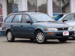 1995 toyota corolla station wagon 1995 toyota corolla station wagon for sale used cars on