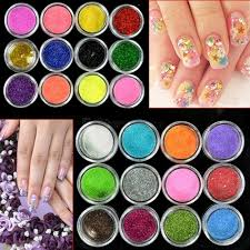 2016 product glitter nail art for designs lb200 xucai china