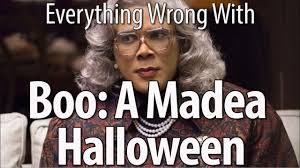 Madea Meme - everything wrong with boo a madea halloween youtube