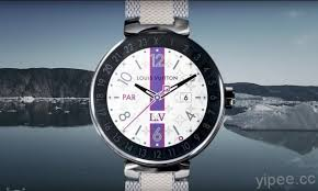 bureau vall馥 arras lv 發表首款智慧手錶tambour horizon 售價nt 10 萬有找 三嘻行動哇