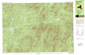 White Lake Michigan Map by New York Topo Maps 7 5 Minute Topographic Maps 1 24 000 Scale