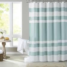 84 Inch Fabric Shower Curtain 84 Inch Shower Curtain Wayfair