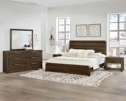 american modern bedside table gage furniture