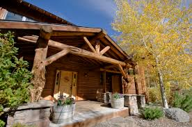 Log Cabin Home Decor Rustic Style Homes For Sale In Bozeman Montana