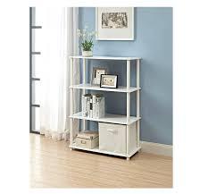 amazon com no tools 6 cube storage shelf white easy to assemble
