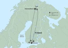 trips to see the northern lights northern lights in finland